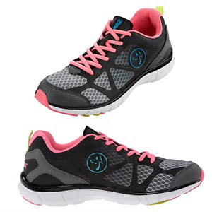 Zumba Women's Zumba Fly Fade Dance Sneaker Review